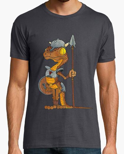 Camiseta For the Lizards!