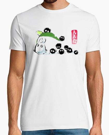 Tee-shirt forêt d'encre