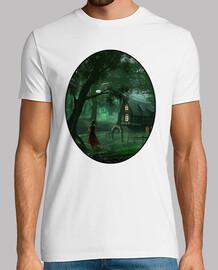 Forest Girl - Camiseta