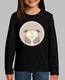 Forest portrait - owl