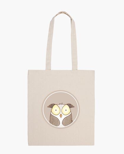 Bolsa Forest portrait - owl