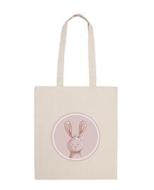 forest ritratto - rabbit