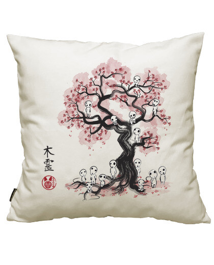 Open Cushion covers anime