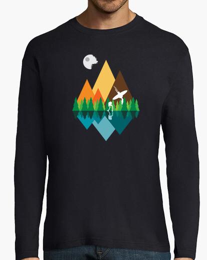 Camiseta Forest View