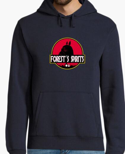 Felpa foreste spiriti