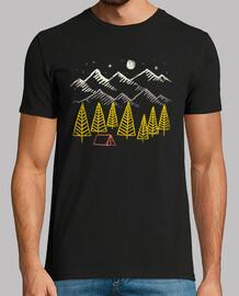forêt de camp