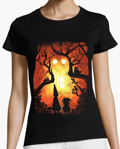 Tee-shirt forêt enchantée