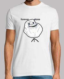 Forever alone - Friki