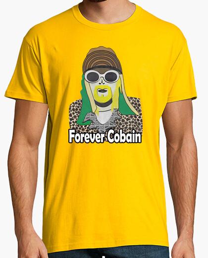 Camiseta Forever Cobain
