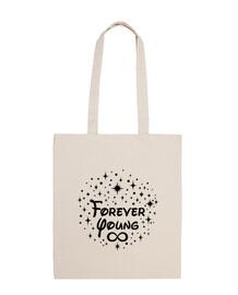 forever giovane, disney - bag