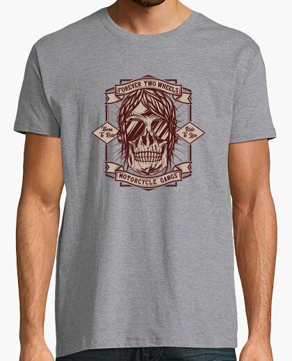 Camiseta Forever Two Wheels