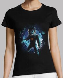 Forgotten in Space Shirt Womens