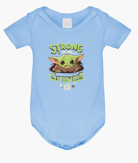 Abbigliamento bambino forte in me