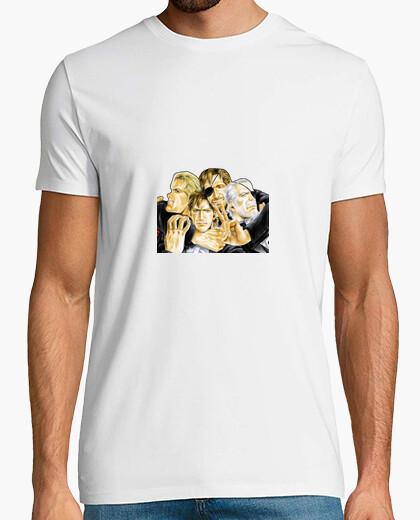 Camiseta Foto de famila Gamer