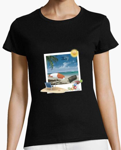 Camiseta foto de viaje