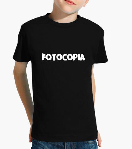 Ropa infantil FOTOCOPIA (letras blancas)
