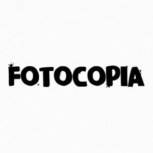 Camisetas FOTOCOPIA (letras negras)