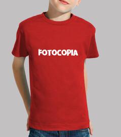 fotocopia (lettere bianche)