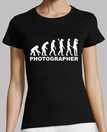 fotógrafo de evolución