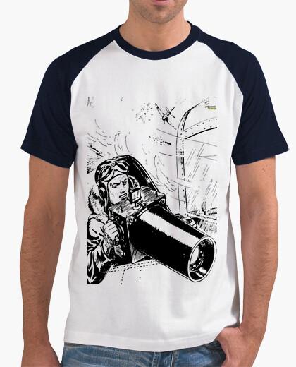 Camiseta Fotógrafo de guerra B