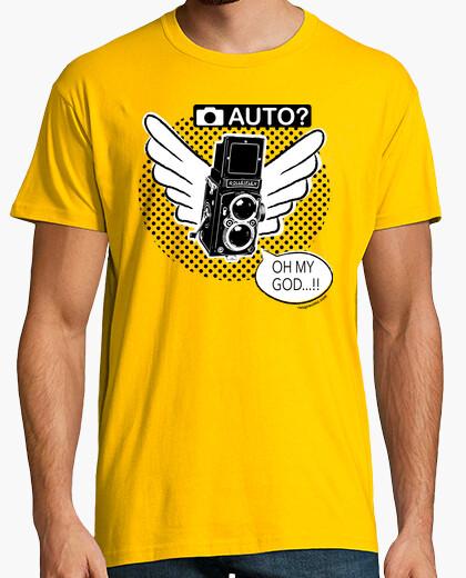 Camiseta Fotógrafo profesional