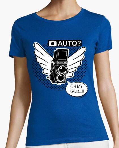 T-shirt fotografo professionista