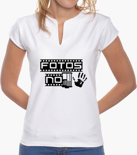 Camiseta Fotos No