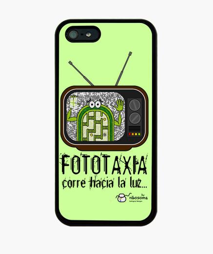 Funda iPhone Fototaxia cloroplasto Poltergeist