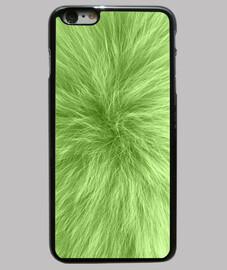 Fourrure vert anis