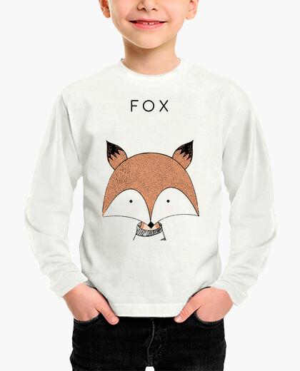 Ropa infantil Fox