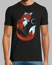 fox big tail tribal