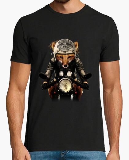Camiseta fox biker