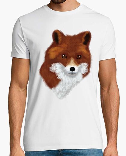 Tee-shirt fox fox