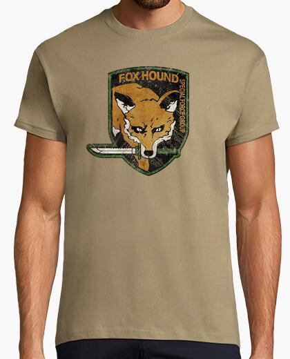 Fox hound vintage insignia t-shirt