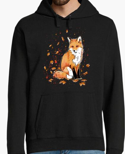 Jersey Fox in the Night