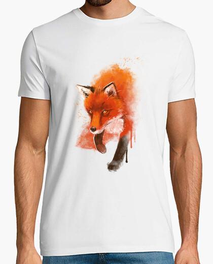 Camiseta Fox ink  t-shirt