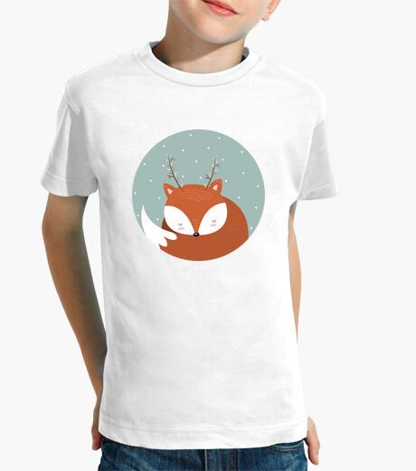 Ropa infantil fox navidad