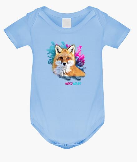 Ropa infantil Fox Paint