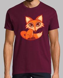 fox rojo de la historieta