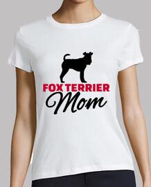 fox terrier maman