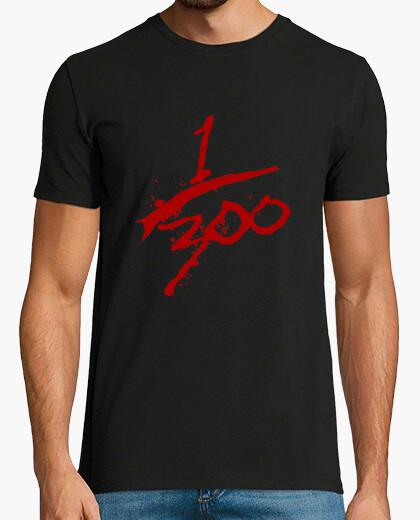 Camiseta fracción espartano