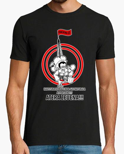 Camiseta Fracking EZ!