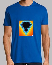fractal1/mangas cortas/amarilla