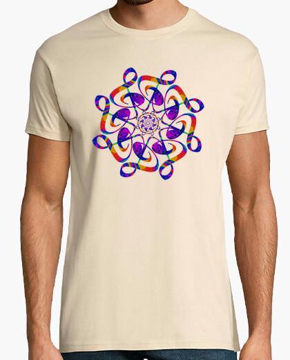 Camiseta Fractal Clave de Sol
