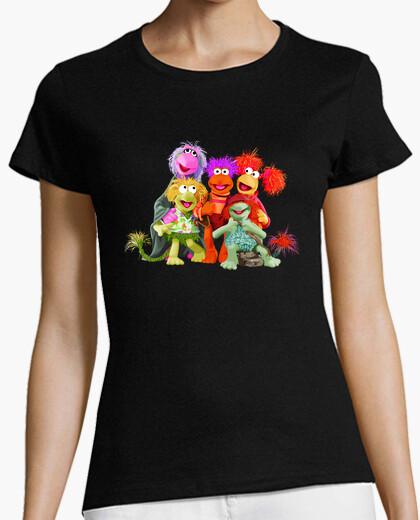 Camiseta Fraggle Rock, Fraggles
