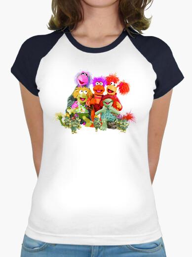 Camiseta Fraggle Rock, Fraggles y curris