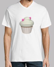 fragola e cool cupcake