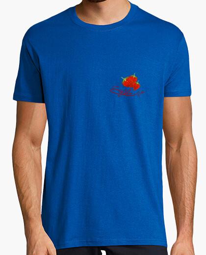 Tee-shirt fraise sweet amour fragola