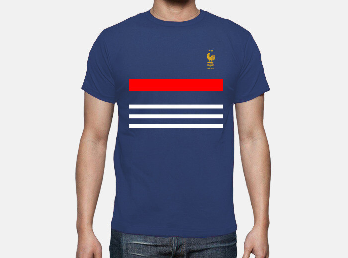Tee shirt FRANCE 98 18 WORLD CHAMPIONS COLLECTOR |