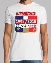 france football historique